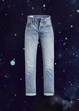 LEVI'S® X STAR WARS 501® JEANS FOR WOMEN
