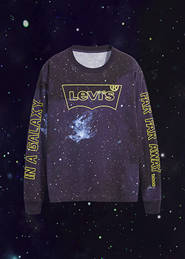 LEVI'S® X STAR WARS GRAPHIC OVERSIZED TEE