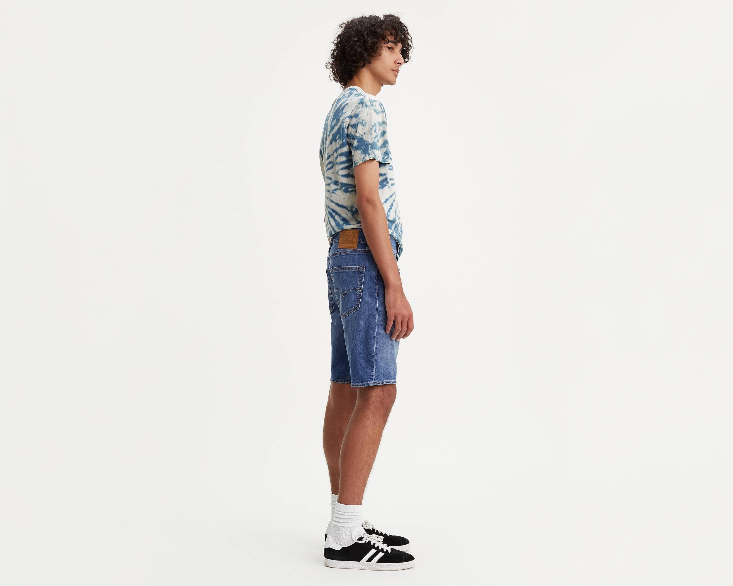 684303745d4 502™ Taper Hemmed Shorts - Levi's Jeans, Jackets & Clothing