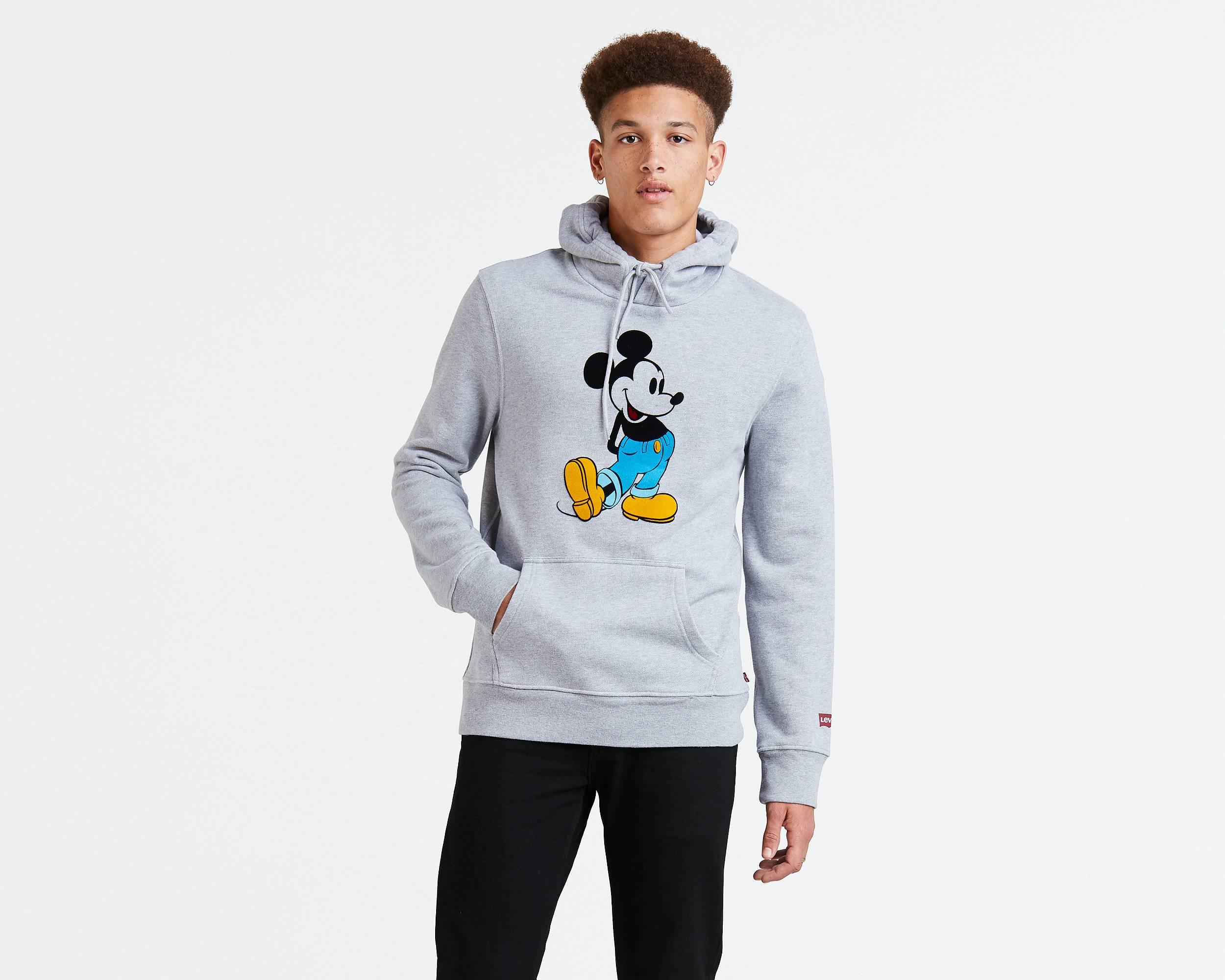 e3bfc744db0b Levi s® X Mickey Mouse Graphic Pullover Hoodie - Levi s Jeans ...