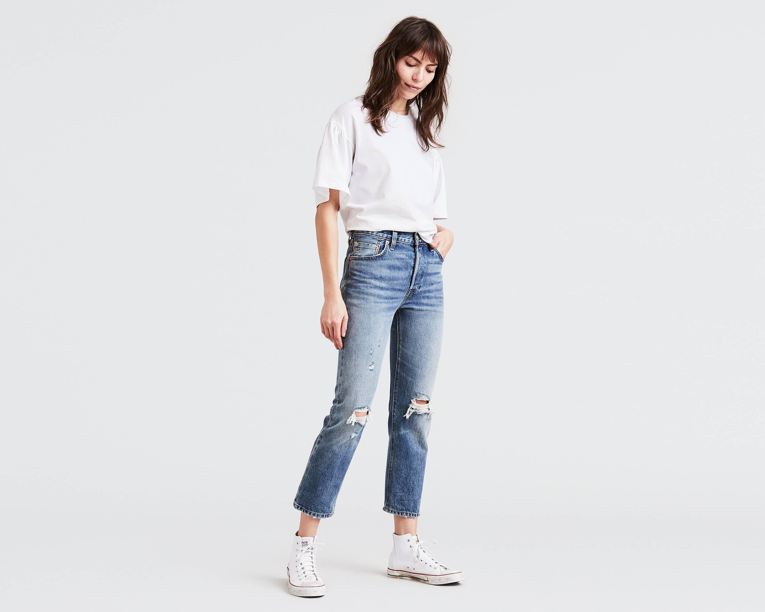 438144eb692510 501® Crop Jeans - Levi's Jeans, Jackets & Clothing