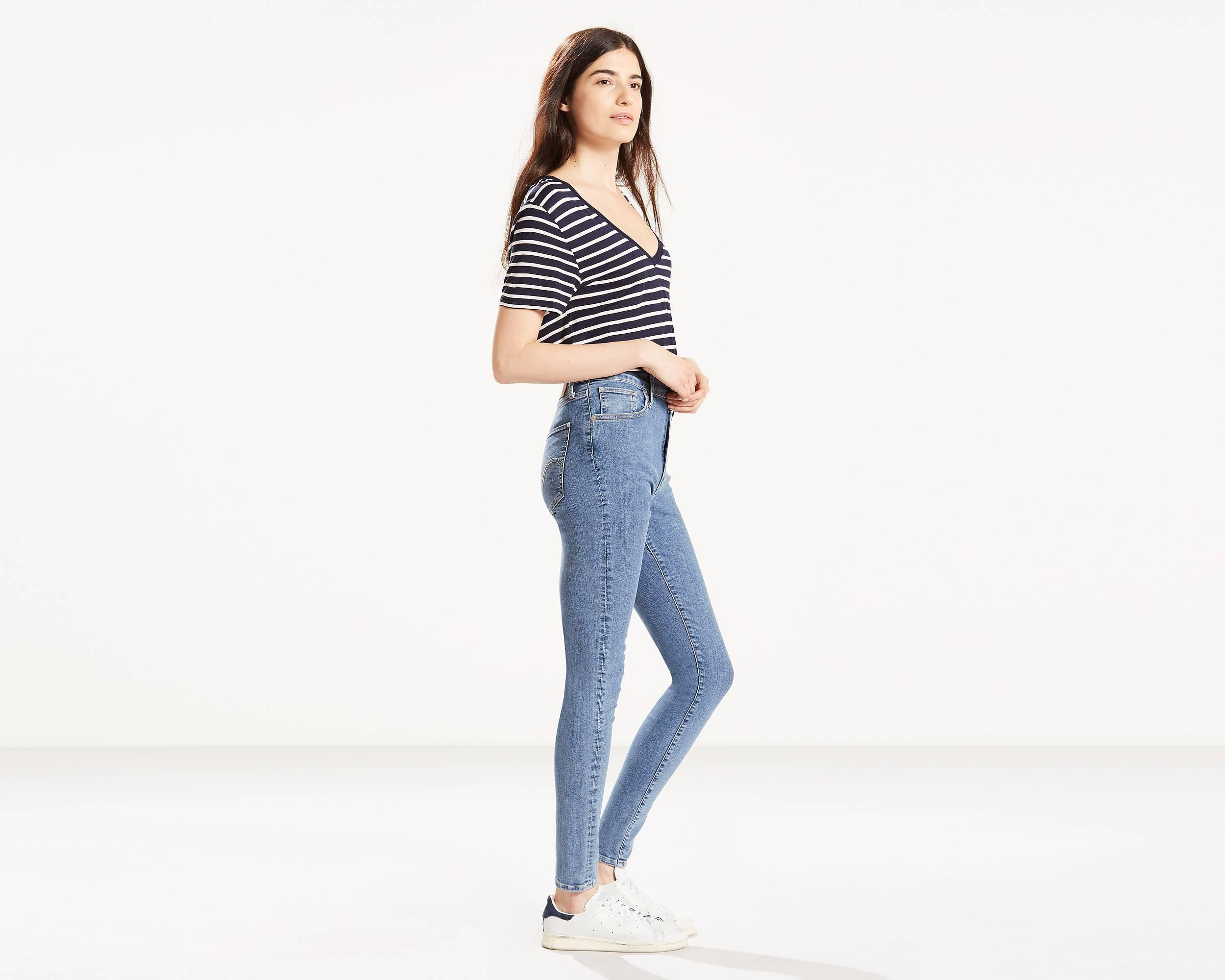 a3baf7c1 Mile High Super Skinny Jeans - Levi's Jeans, Jackets & Clothing