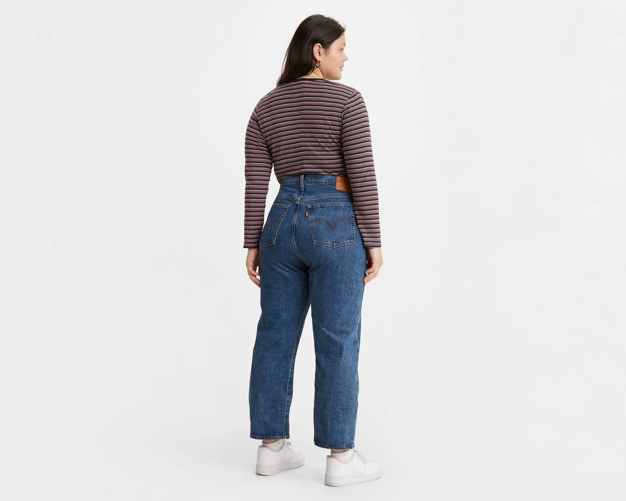 Ankle Jeans Definition